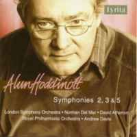 Hoddinott: Symphony No. 2, Op. 29, etc.