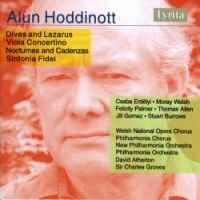 Alun Hoddinott: Selected Works