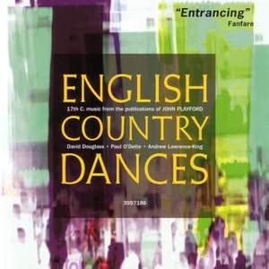 John Playford: English Country Dances