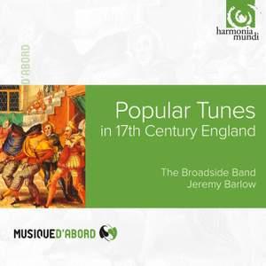 Popular 17th Century English Tunes Product Image