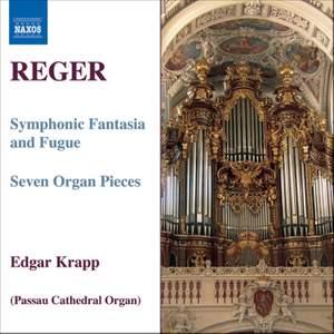 Reger - Organ Works Volume 7