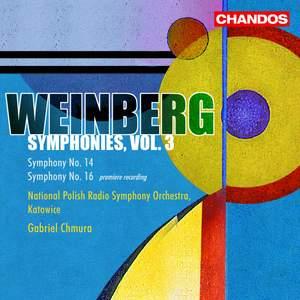 Weinberg - Symphonies Volume 3