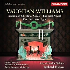 Vaughan Williams - Christmas Music Product Image