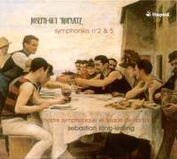 Ropartz: Symphonies Nos. 2 & 5