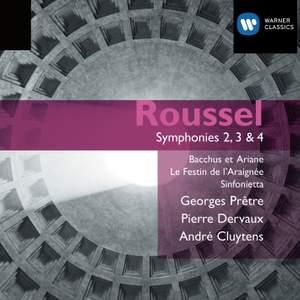 Roussel: Symphony No. 2, Op. 23, etc. Product Image