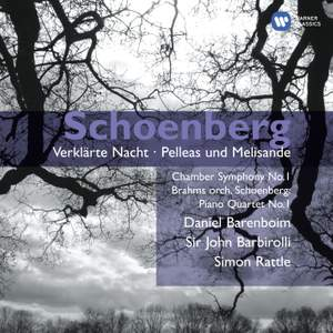 Schoenberg - Orchestral Works