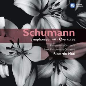 Schumann: Symphonies Nos. 1-4, etc.