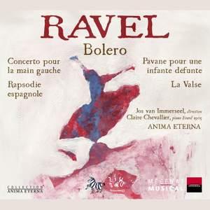 Ravel: Boléro, etc.