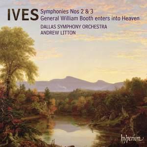 Ives - Symphonies Volume 1