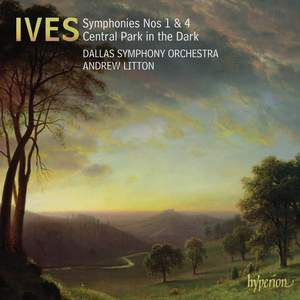 Ives - Symphonies Volume 2 Product Image