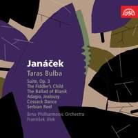 Janacek - Complete Orchestral Music Volume 2