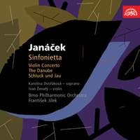 Janacek - Complete Orchestral Music Volume 3