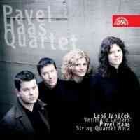 Janacek & Haas: String Quartets No. 2