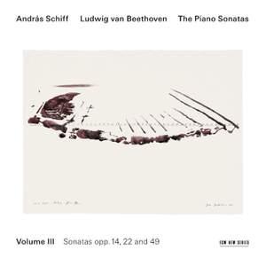 Beethoven - The Piano Sonatas (Volume 3)