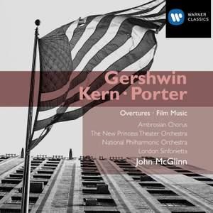 Gershwin, Kern & Porter - Overtures and Film Music