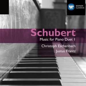 Schubert - Music for Piano Duet 1