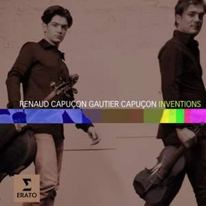 Inventions - Duos for violin & cello
