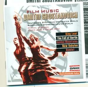 Shostakovich - Film Music