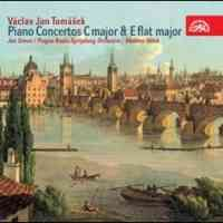 Vaclav Tomásek: Piano Concertos in C major and E flat major