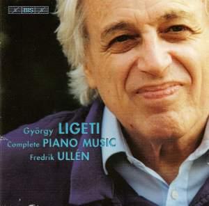 Ligeti - Complete Piano Music