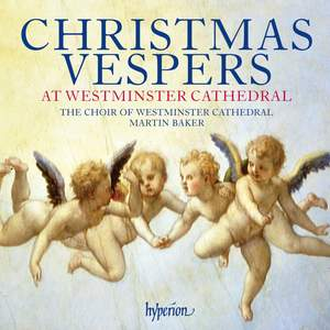 Christmas Vespers at Westminster Cathedral