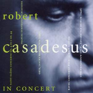 Robert Casadesus in Concert Product Image