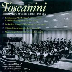Toscanini conducts music from Russia
