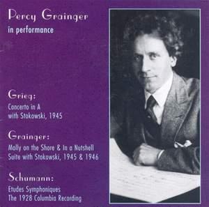 Percy Grainger In Performance