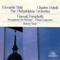 Persichetti: Symphony for Strings