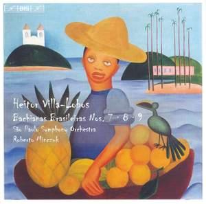 Villa-Lobos - Bachianas Brasileiras Volume 2