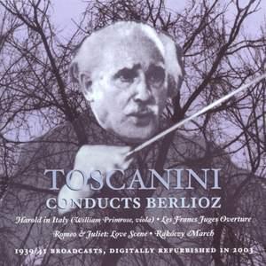 Toscanini conducts Berlioz Product Image