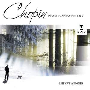 Chopin - Piano Sonatas Nos. 1 & 2 Product Image