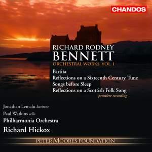 Richard Rodney Bennett - Orchestra Works Volume 1