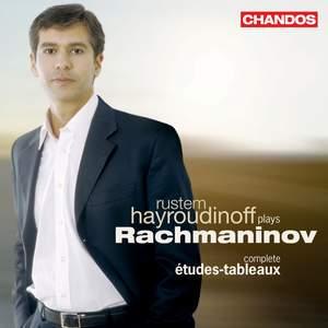 Rachmaninov - Etudes tableaux, Op. 33 & Op. 39