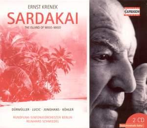 Krenek: Sardakai, Op. 206