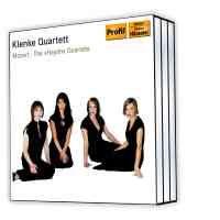 Mozart: Six Quartets dedicated to Haydn (Quartets 14-19)