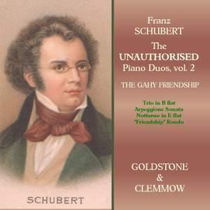 Schubert - The Unauthorised Piano Duos Volume 2