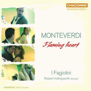 Monteverdi: Flaming Heart Product Image