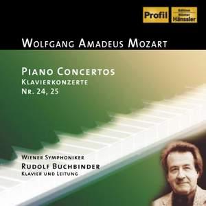 Mozart: Piano Concerto No. 24 in C minor, K491, etc.