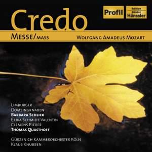 Mozart: Credo