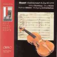 Mozart - Great Violinists