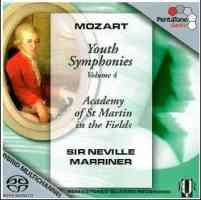 Mozart - Youth Symphonies Volume 4