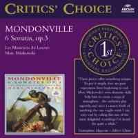 Mondonville: 6 Sonatas Op. 3