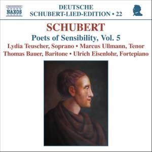 Volume 22 - Poets of Sensibility Volume 5