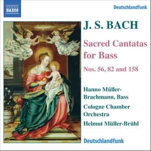 Bach - Sacred Cantatas for Bass