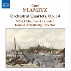 Stamitz - Orchestral Quartets, Op. 14