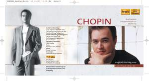 Frédéric Chopin Edition Volume 1 - Ballades & Impromptus