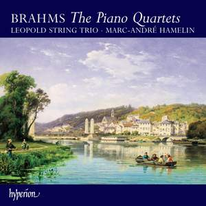 Brahms - The Piano Quartets