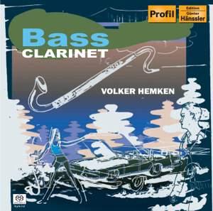Bass Clarinet - Volker Hemken