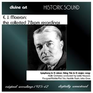Moeran - The Collected 78rpm Recordings 1925-42